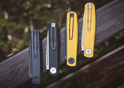 4 verschiedene Real Steel G Slip Modelle