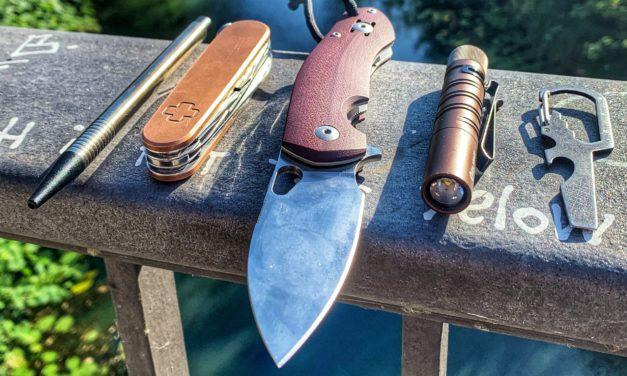 Giantmouse Ace Biblio –  Das wohl eleganteste EDC-Messer von Voxnaes und Anso